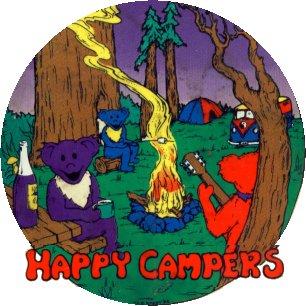 Grateful Dead Campers