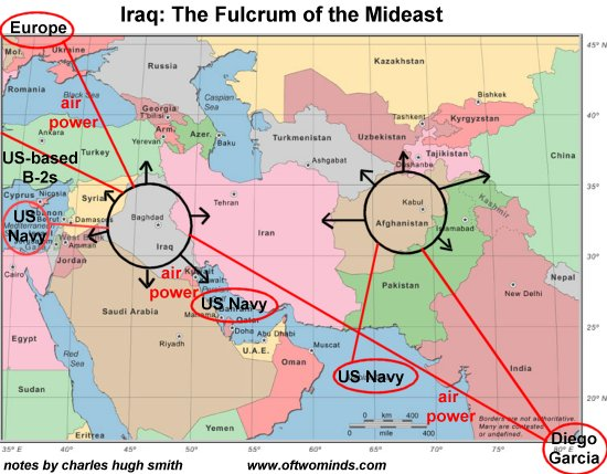 map of iraq military bases. The U.S. Military is now